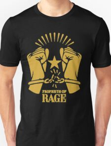 PROPHETS OF RAGE - special edition art Unisex T-Shirt