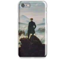 Romantic Romanticism  iPhone Case/Skin