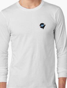 Pokemon Go Team Mystic Badge Long Sleeve T-Shirt