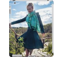 Beautiful and sexy young adult attractive iPad Case/Skin