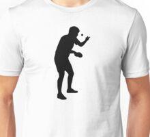 Ping Pong player Unisex T-Shirt