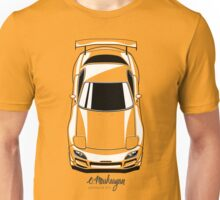 RX7 vertical Unisex T-Shirt