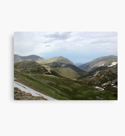 Rocky Mountain National Park 5 Canvas Print
