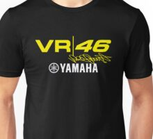 VR-46 VALE RIDER YAMAHA Unisex T-Shirt