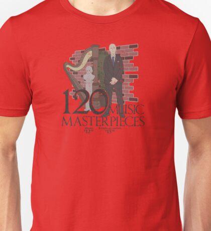 120 Music Masterpieces Unisex T-Shirt