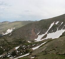 Rocky Mountain National Park Panorama 3 by marybedy