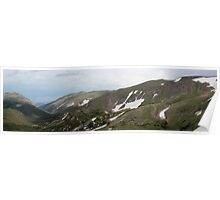 Rocky Mountain National Park Panorama 3 Poster