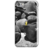 Little yellow fish iPhone Case/Skin