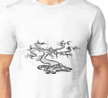 Wry Tree Unisex T-Shirt
