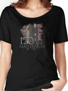 120 Music Masterpieces 2 Women's Relaxed Fit T-Shirt