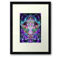 Another Dimension Framed Print