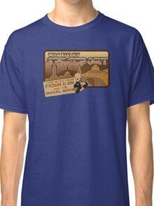 Sat Wars Mos Eisley Spaceport  Classic T-Shirt