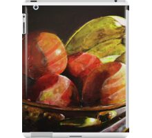 Fruit and Light iPad Case/Skin