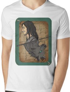 Sirius Black Playing Card Mens V-Neck T-Shirt