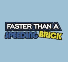 Faster than a speeding BRICK (2) by PlanDesigner