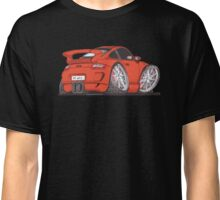 Porsche 997 911 GT3 Red Caricature Classic T-Shirt