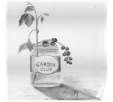 Garden Club Poster