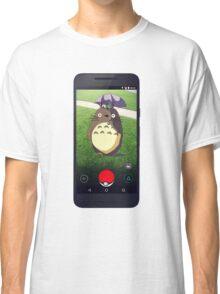 Wild Totoro Appeared Classic T-Shirt