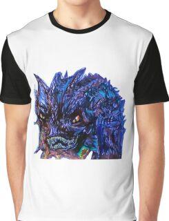 Smaug Design Graphic T-Shirt