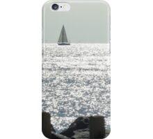 ships at sea iPhone Case/Skin