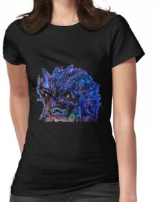 Smaug Design Womens Fitted T-Shirt