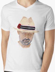 Gord Downie Portrait Mens V-Neck T-Shirt