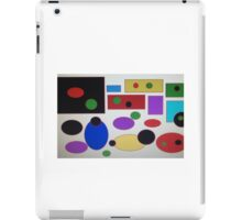Abstract ness iPad Case/Skin