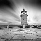 Ramsgate Lighthouse by Ian Hufton