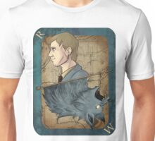 Remus Lupin Playing Card Unisex T-Shirt