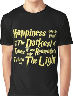 HP style Graphic T-Shirt