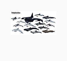 Delphinidae: dolphin family Unisex T-Shirt