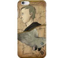 Peter Pettigrew Playing Card iPhone Case/Skin