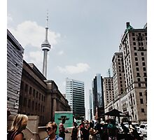 Toronto Colour Photographic Print