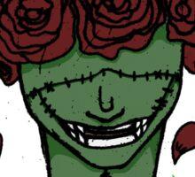 Painful Petals Sticker