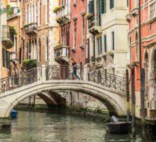Venetian  Canal Sticker