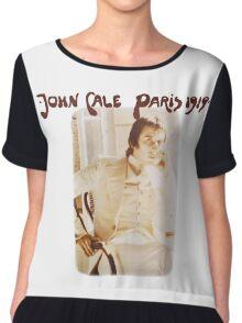 John Cale Paris 1919 Chiffon Top