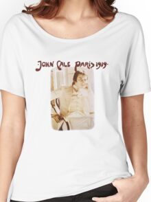 John Cale Paris 1919 Women's Relaxed Fit T-Shirt