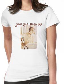 John Cale Paris 1919 Womens Fitted T-Shirt