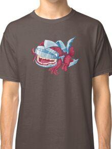 Sky Robot Monster Classic T-Shirt