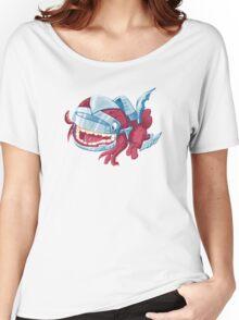 Sky Robot Monster Women's Relaxed Fit T-Shirt