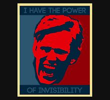 Gary Busey Invisibility Unisex T-Shirt
