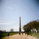 Washington Monument by Ashley Marie