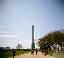 Washington Monument by Ashley Marie