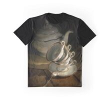 Still life with china set Graphic T-Shirt