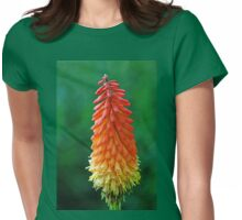 The Flame Womens Fitted T-Shirt