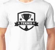 Tennis cup champion Unisex T-Shirt