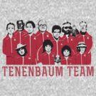 Tenenbaum Team by Bernat Comes