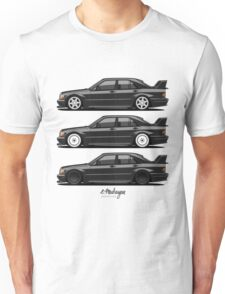 Mercedes 190E Evolution II Unisex T-Shirt