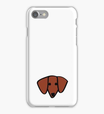 Sausage Dog iPhone Case/Skin