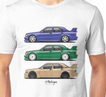 Mercedes-Benz 190E Evolution II Unisex T-Shirt
